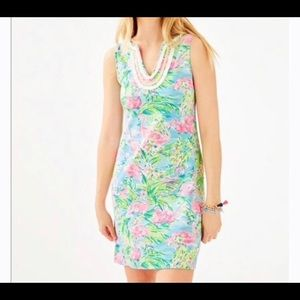 Lilly Pulitzer Harper shift dress in Floridita